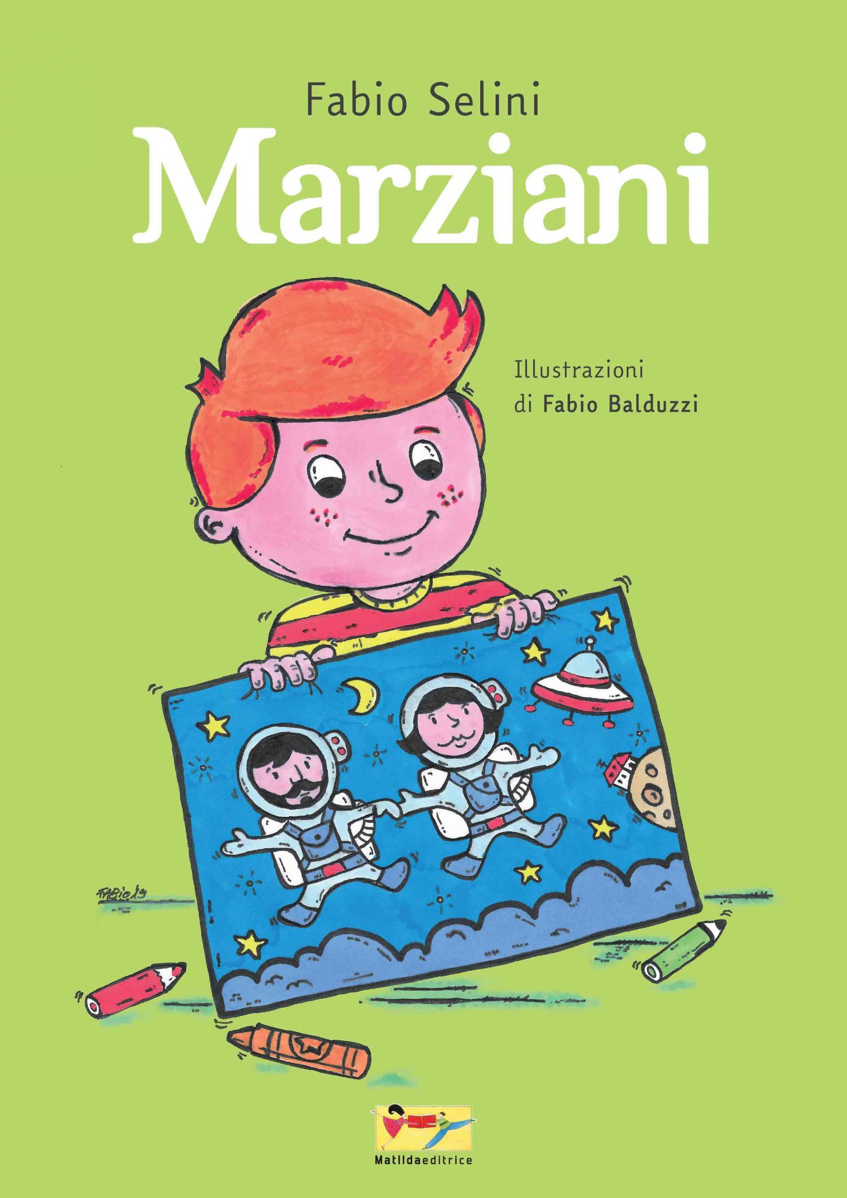 Marziani   Casa Editrice Mammeonline diventa Matilda editrice
