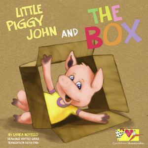 Little piggy John and the box